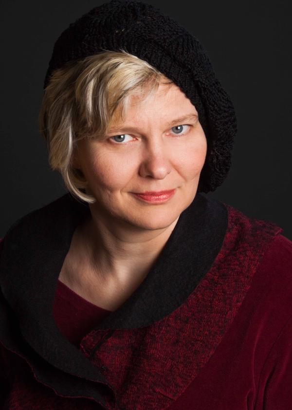 Porträt Birgit Fritz by Monika Baumann